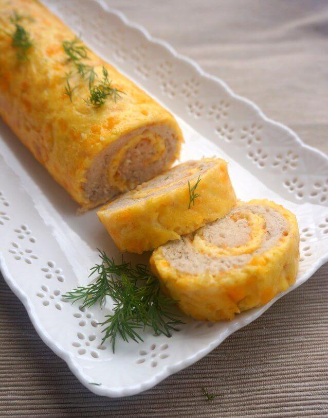 chicken roll 1