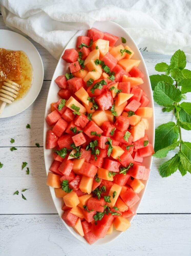 saladmenu sweet melon salad recipe 746x1000