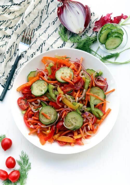 veggiesaladbowl