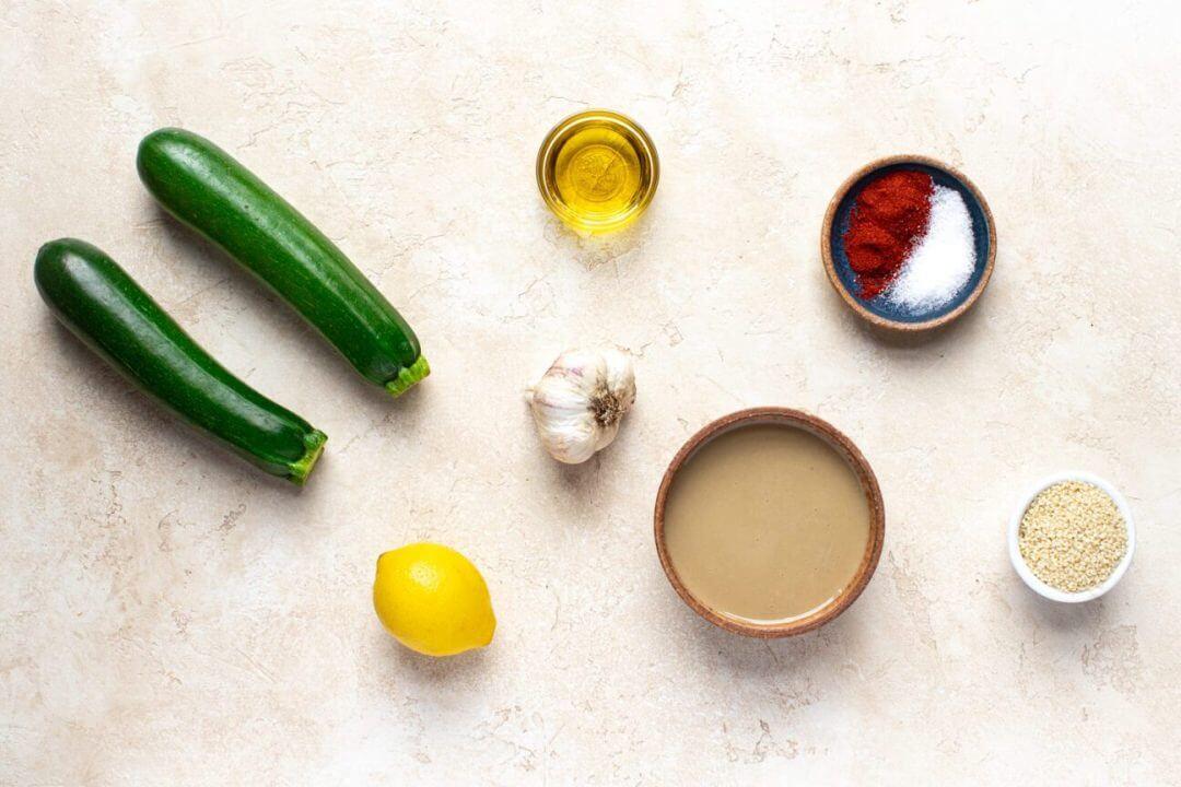 Smoky Paprika and Zucchini Hummus 1
