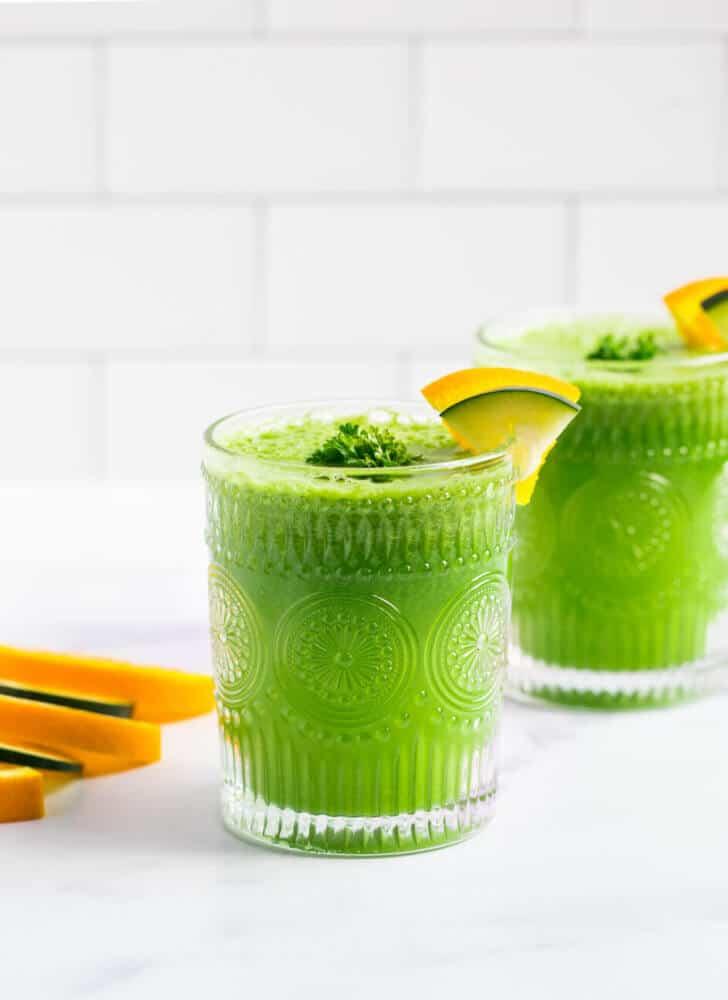 Tropical Spring Citrus Juice Recipe