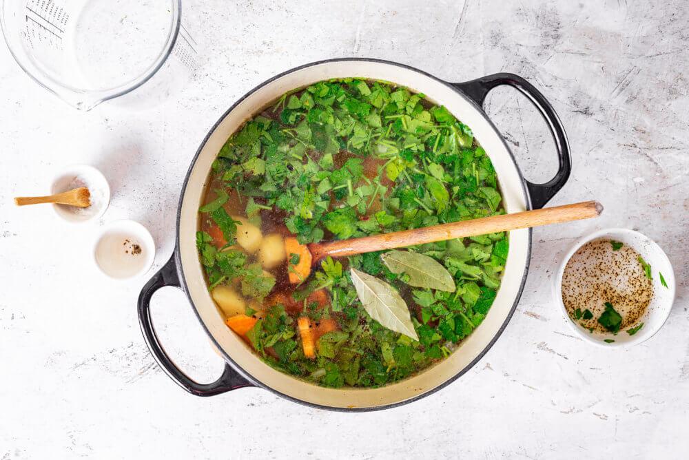 Green Sorrel Soup