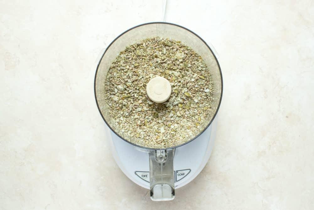 Super Healthy Seed Bread