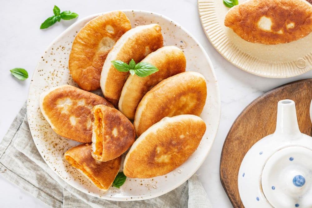 Piroshki with Cabbage