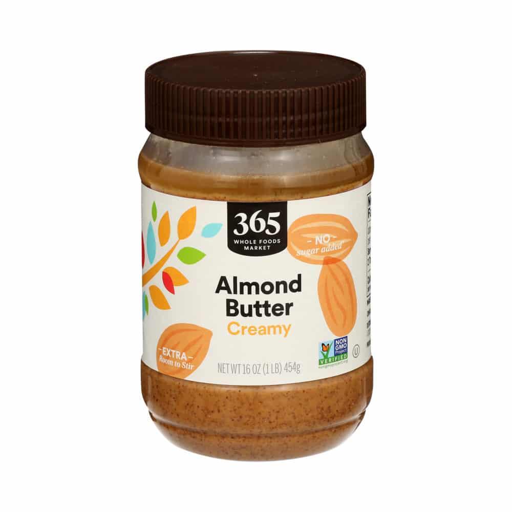 almond butter ingredient