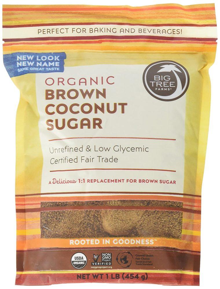 coconut sugar ingredient