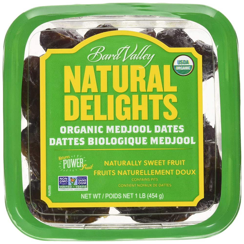 organic medjool dates ingredient