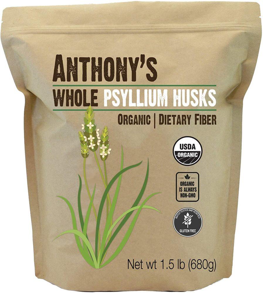 Psyllium Husks ingredient