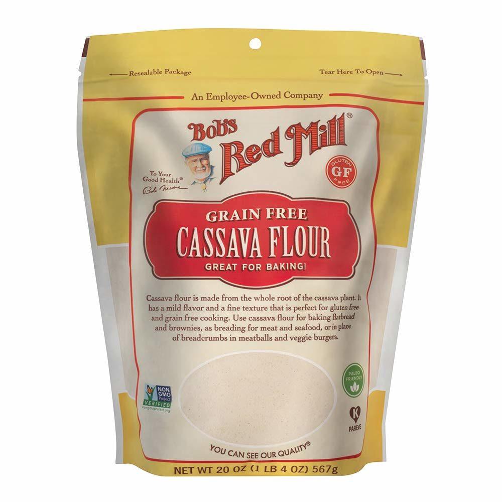 cassava flour ingredient