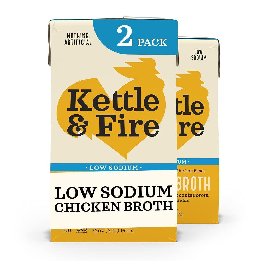 chicken broth ingredient