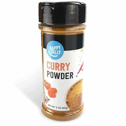 curry powder ingredient