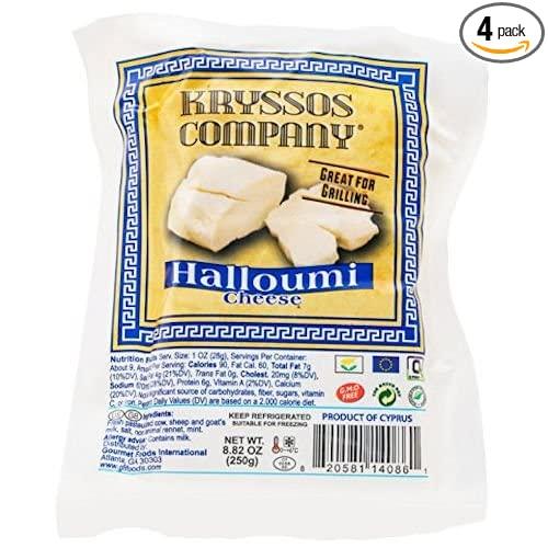 halloumi cheese ingredient