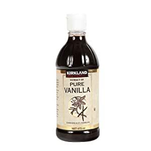 vanilla extract ingredient